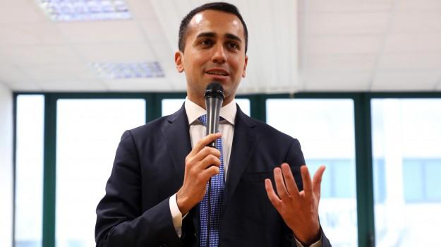 di maio ragusa, elezioni ragusa, Antonio Tringali, Luigi Di Maio, Ragusa, Politica