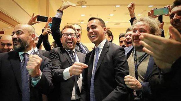 elezioni politiche 2018, elezioni spoglio, MOVIMENTO 5 STELLE, spoglio in diretta, Luigi Di Maio, Sicilia, Politica