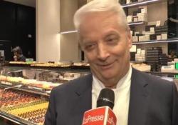 Massari, il maestro dei dolci, sbarca a Milano: «Non sono un'icona, sono solo un pasticcere»