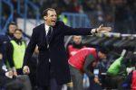 """La Juve si ferma con la Spal dopo 12 vittorie, Allegri: """"Sono mancate le energie"""""""