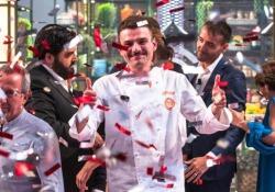 MasterChef 7, ha vinto Simone Scipioni, il cocco dei giudici