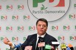 """Manovra, Renzi: """"Il governo si fermi o porterà il Paese in recessione"""""""
