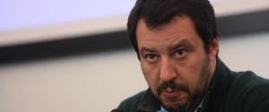 """Salvini: """"Tagli ai vitalizi? L'emergenza vera è il lavoro"""""""