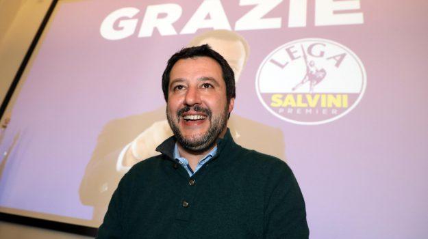Lega, nuovo governo, Matteo Salvini, Sicilia, Politica