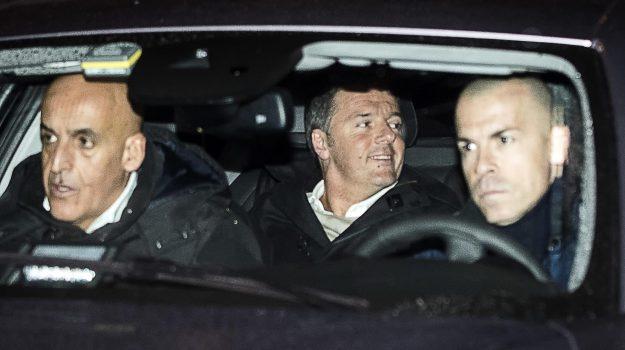 elezioni politiche 2018, elezioni spoglio, spoglio in diretta, Matteo Renzi, Sicilia, Politica