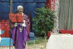 Messa celebrata al circo a Castelvetrano, è polemica sul web