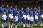 L'omaggio della Nazionale a Davide Astori: tutti indossano la sua numero 13