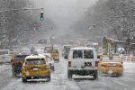 Tempesta di neve su New York, duecento studenti siciliani bloccati