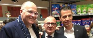 Apre un nuovo Conad a Palermo, creati 35 nuovi posti di lavoro