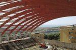 Palasport La Malfa ad Agrigento, lavori quasi al termine