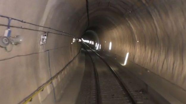 fillea-cgil, lavori, passante ferroviario, Palermo, Economia