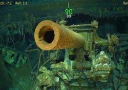 Paul Allen (Microsoft) ha trovato una nave della Seconda guerra mondiale a 3000 metri di profondità