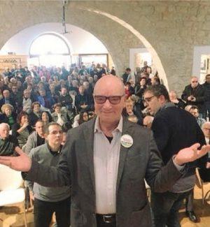 Comiso, Digiacomo scende in campo: ufficiale la candidatura a sindaco
