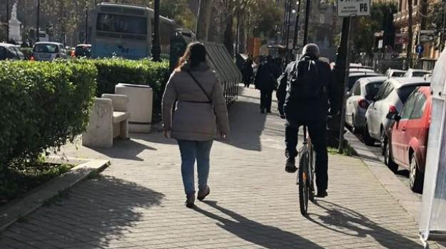 piste ciclabili palermo, Iolanda Riolo, Palermo, Cronaca
