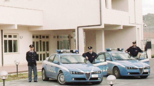 ruote tagliate polizia, Agrigento, Cronaca
