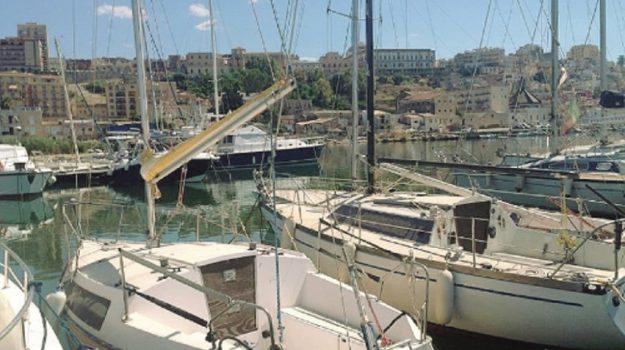 barche affondate sciacca e porto palo, onda anomala, Agrigento, Cronaca