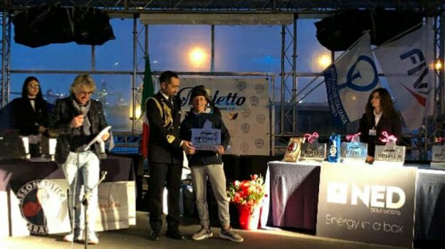 canottieri marsala, trofeo optisud, Marco Genna, Trapani, Sport