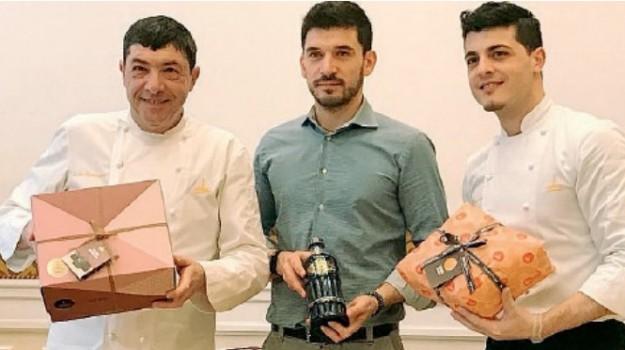 dolci pasquali, fiasconaro, Palermo, Economia