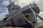 Pozzallo, dissequestrata la nave della Ong Open Arms