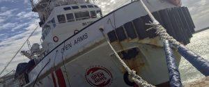 Nave Ong sequestrata, capitano e capo-missione indagati per immigrazione clandestina