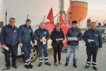 Priolo, sale la protesta degli autotrasportatori