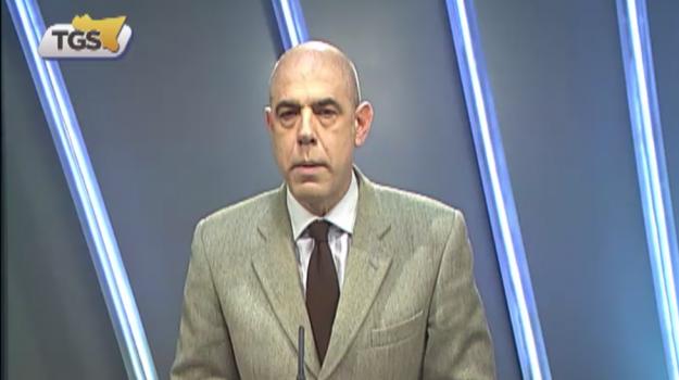 Il notiziario di Tgs edizione del 27 marzo – ore 13.50