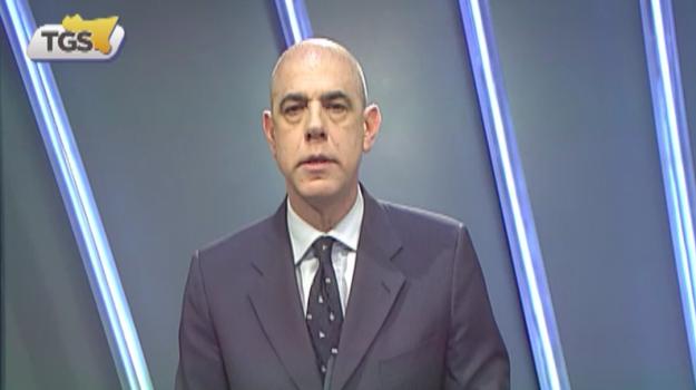 Il notiziario di Tgs edizione del 29 marzo – ore 20.20