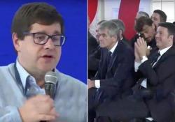 Quando il preside Salvatore Giuliano elogiò in pubblico Renzi e la riforma della Buona scuola
