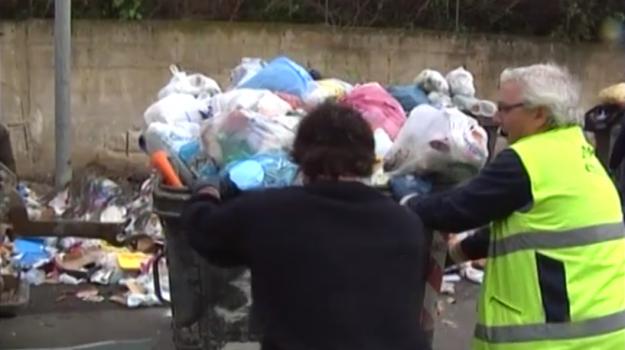 rifiuti, tar, Palermo, Cronaca