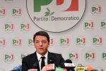 """Rosato: """"Renzi non parteciperà alle prossime primarie del Pd"""""""