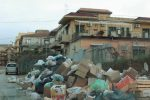 A Canicattì è ancora emergenza rifiuti