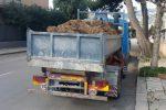 Trasporto illecito di rifiuti, due denunciati a Palermo