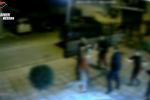 Panettieri picchiati a Giardini Naxos, il video che incastra gli aggressori