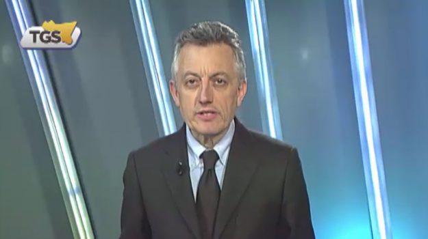 Il notiziario di Tgs edizione del 5 marzo - ore 20.20