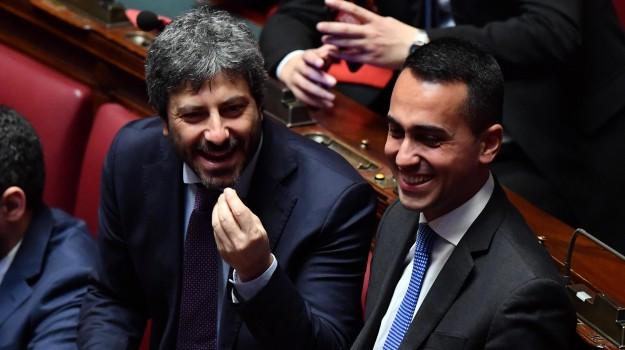 elezioni politiche 2018, m5s, presidente camera, Roberto Fico, Sicilia, Politica
