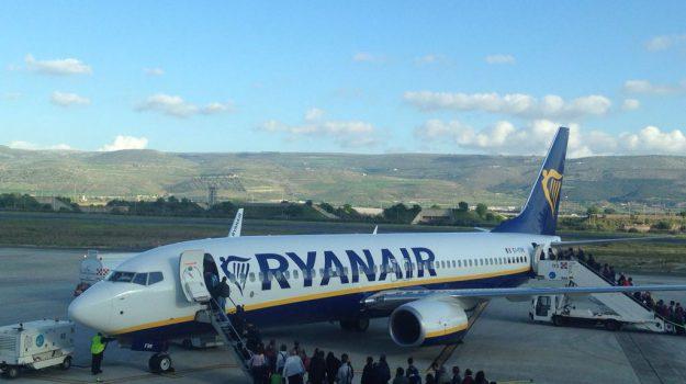 Bagagli Ryanair, bagaglio a mano, Sicilia, Economia