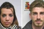 """Operazione """"Bonnie e Clyde"""", arrestata coppia di Vittoria specializzata in furti"""