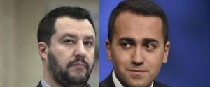 """Di Maio e Salvini concordi: """"Facciamo ripartire il Parlamento"""""""