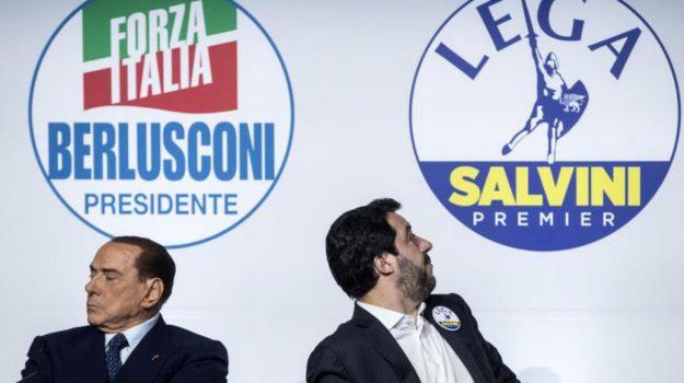 presidenti camera e senato, Anna Maria Bernini, Matteo Salvini, Sicilia, Politica