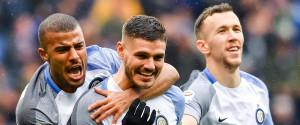 Serie A: il Napoli vince e accorcia sulla Juve, cinquina dell'Inter