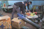 Palermo, moto rubate scoperte dalla polizia in un deposito dello Zen