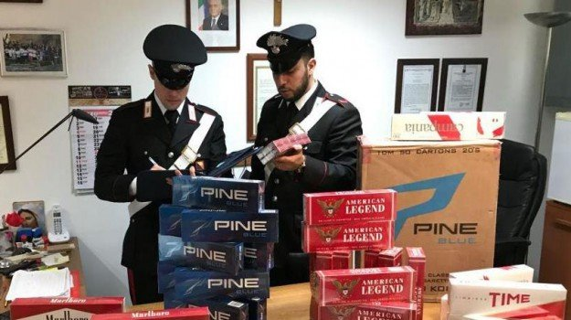 sigarette di contrabbando, Palermo, Cronaca