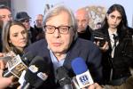"""""""Diffamò un maresciallo di Salemi"""": Sgarbi dovrà pagare 2700 euro di multa"""