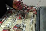 In aeroporto con 16 chili di sigarette di contrabbando, armeno denunciato a Catania