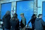 Chiusura della Taverna Azzurra a Palermo, il video del sit-in alla Vucciria
