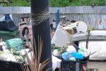 Palermo, rifiuti ingombranti ed eternit: in via Ximenes una discarica a cielo aperto