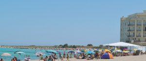 Non si arresta l'erosione della spiaggia di Trapani ed Erice, nasce un comitato