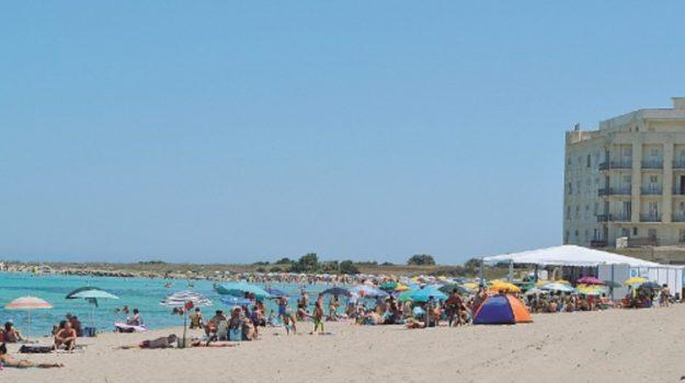 erosione spiaggia trapani, Trapani, Politica