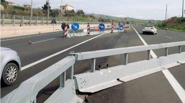 statale 640 Caltanissetta-Agrigento, Agrigento, Cronaca