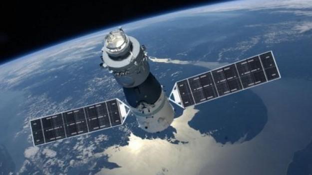 caduta stazione spaziale, stazione spaziale cinese, Sicilia, Mondo